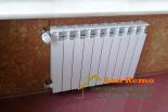 Установка радиатора отопления, цена в Москве, стоимость монтажа радиатора отопления в квартире