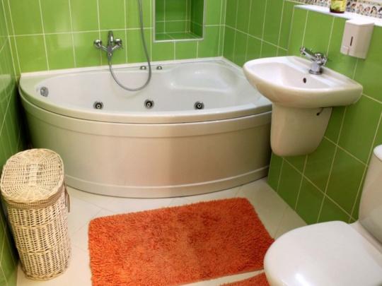 Установка ванн в Москве: чугунных, акриловых, стальных по низким ценам