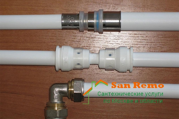 Цены на замену труб в ванной и туалете, стоимость замены труб в ванной комнате в Москве