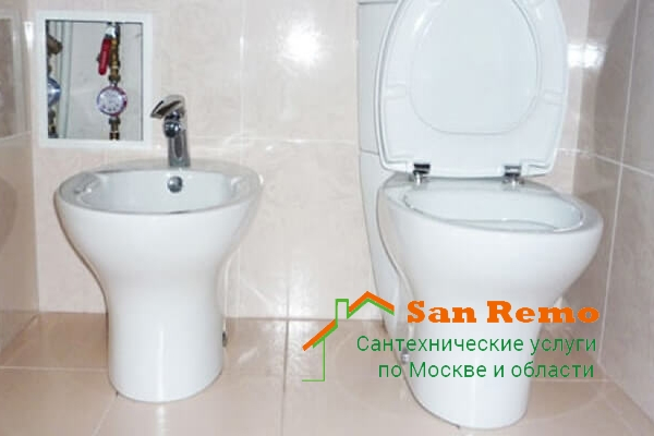 Установка унитаза, цены на монтаж унитаза в Москве - недорого и качественно