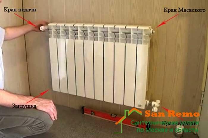 Шумит батарея в квартире при отоплении